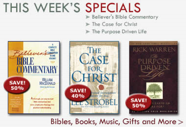 Today's Featured Products at Christianbook.com