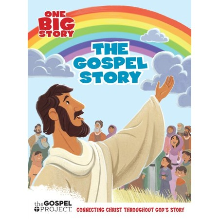 Gospel Story book for kids