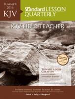 Standard Lesson Quarterly KJV Teacher Guide