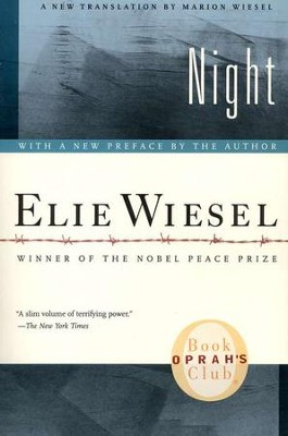 Night   -     Translated By: Marion Wiesel     By: Elie Wiesel