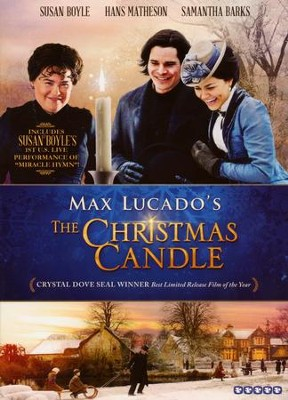 Max Lucado's The Christmas Candle, DVD   -