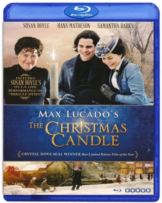 Max Lucado's The Christmas Candle, Blu-ray    -