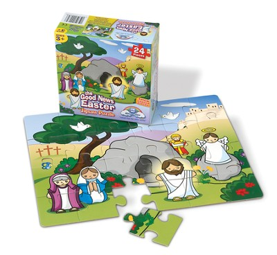 The Good News Easter Puzzle   -