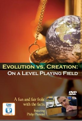 Evolution vs. Creation: On A Level Playing Field, DVD   -