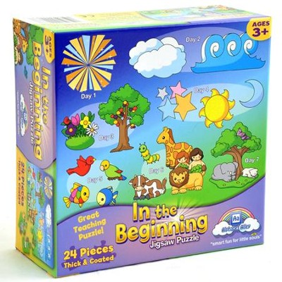 In the Beginning Jigsaw Puzzle   -