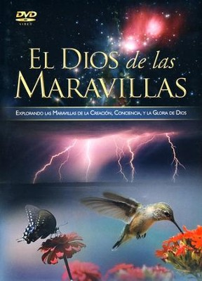 El Dios de las Maravillas  (God of Wonders), DVD  -
