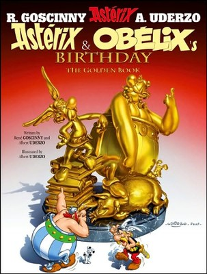 Asterix & Obelix's Birthday  -     By: Rene Goscinny, Albert Uderzo