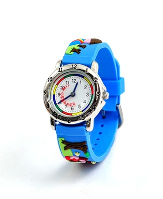 Joseph's Coat Child's Watch, Blue  -