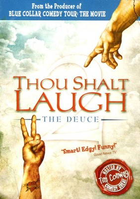 Thou Shalt Laugh 2: The Deuce, DVD   -
