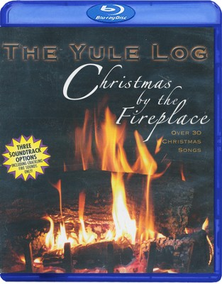 The Yule Log: Christmas By the Fireplace, Blu-ray   -