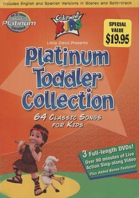 Platinum Toddler Collection   -     By: Cedarmont Kids