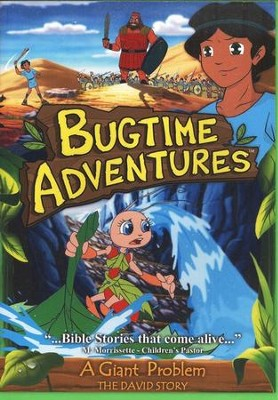 Bugtime Adventures: A Giant Problem (The David Story), DVD   -