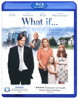 What If... Blu-ray    -