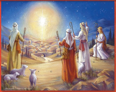 Holy Light Advent Calendar  -