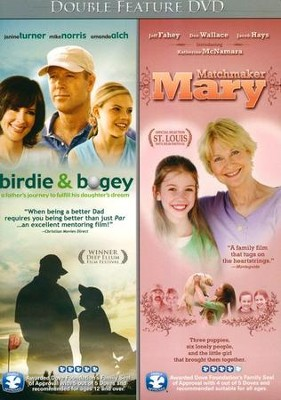 Birdie & Bogey/Matchmaker Mary, Double Feature DVD   -