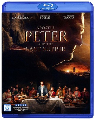 Apostle Peter and the Last Supper, Blu-ray    -