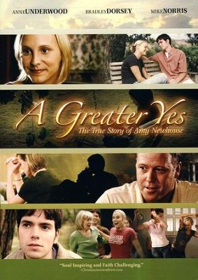 A Greater Yes, DVD   -