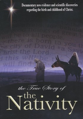 The True Story of the Nativity, DVD   -