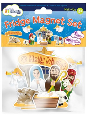 Nativity Fridge Magnets  -