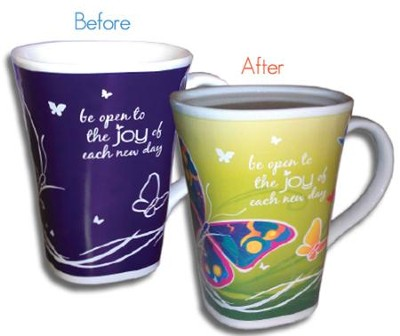 Color Changing Mug, Joy  -
