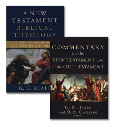 G.K. Beale New Testment Set, 2 Volumes  -     Edited By: G. K. Beale