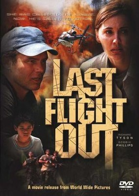 Last Flight Out, DVD   -