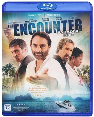 The Encounter: Paradise Lost, Blu-ray   -