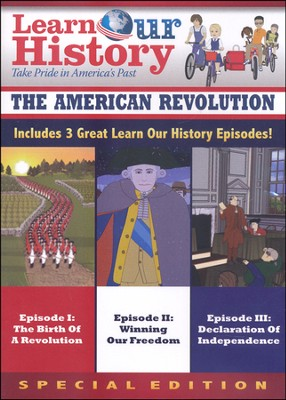 The American Revolution Trilogy   -