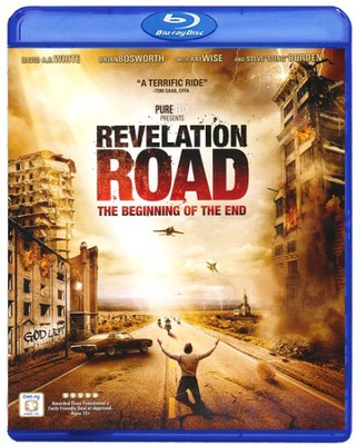 Revelation Road, Blu-ray   -