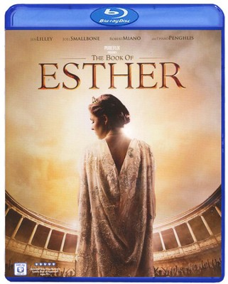 The Book of Esther, Blu-ray    -
