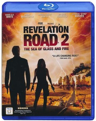 Revelation Road 2: The Sea of Glass and Fire, Blu-ray    -