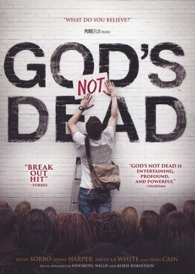 God's Not Dead DVD   -