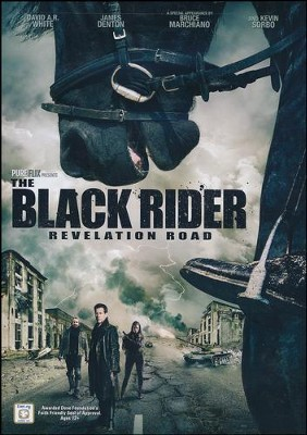 Revelation Road 3: Black Rider DVD   -