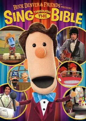 Buck Denver & Friends Present: Sing Through the Bible DVD  -     By: Phil Vischer