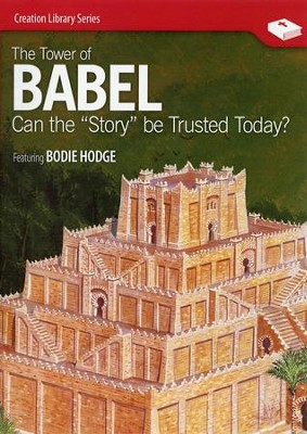 Tower of Babel DVD   -     By: Bodie Hodges