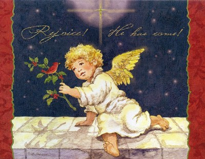 He Has Come Christmas Cards, Deluxe Box of 18  -     By: Betty Whiteaker