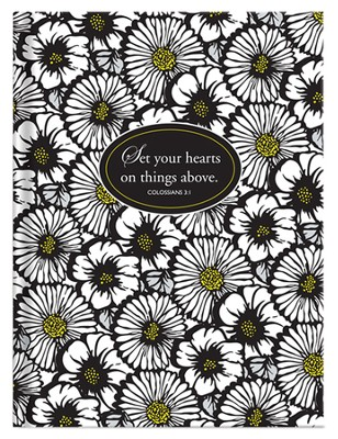 Set Your Hearts On things Above Journal  -