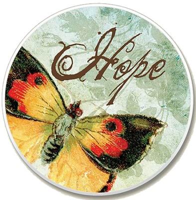 Hope Butterfly Auto Coaster  -