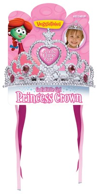 God's Little Girl Princess Crown   -