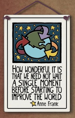 How Wonderful it is Plaque  -
