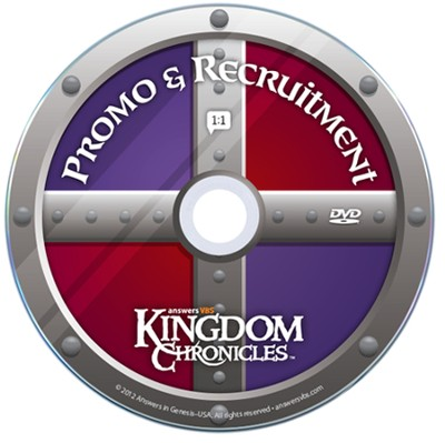 Kingdom Chronicles Promotional & Recruitment DVD  -