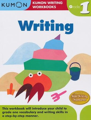Kumon Writing, Grade 1   -
