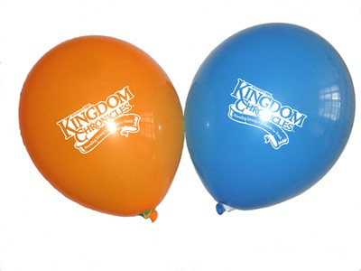 Kingdom Chronicles Logo Balloons (pack of 10)  -