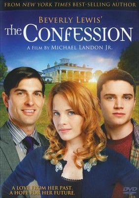 Beverly Lewis' The Confession, DVD   -