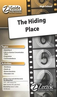 The Hiding Place Movie Guide CD Z-Guide to the Movies  -