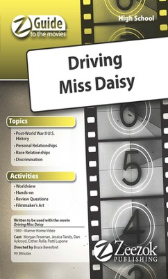 Driving Miss Daisy Movie Guide CD Z-Guide to the Movies  -