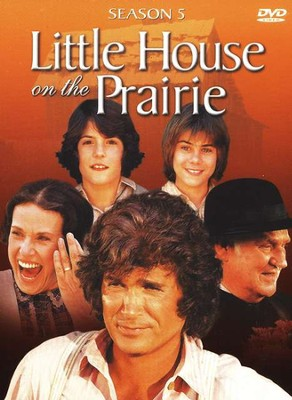Little House on the Prairie: Season 5, DVD  -