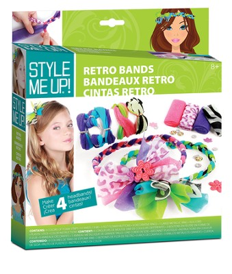 Retro Hairbands  -