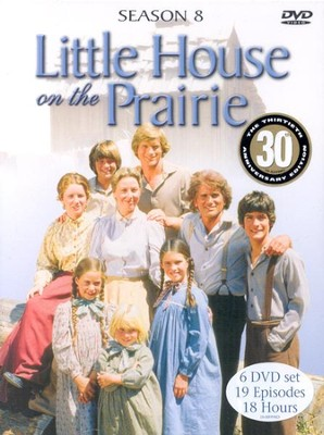 Little House on the Prairie: Season 8, DVD   -