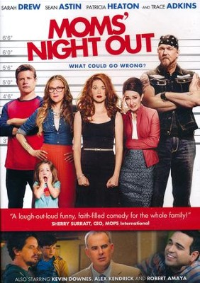 Moms' Night Out, DVD   -